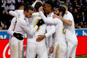 نتيجة وملخص أهداف مباراة ريال مدريد ضد سالامانكا اليوم 22-1-2020 في كأس ملك إسبانيا