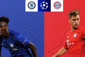 نتيجة وملخص اهداف مباراة تشيلسي وبايرن ميونخ اليوم 25-2-2020 يلا شوت الجديد تشيلسي دوري أبطال أوروبا