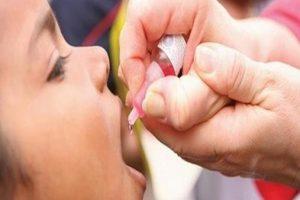 حملة تطعيم جديدة ضد شلل الأطفال منتصف مارس القادم لمواليد عام 2016