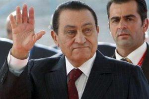 نجيب ساويرس ينعى محمد حسني مبارك