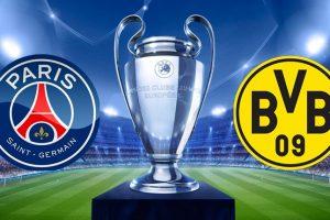 نتيجة وملخص أهداف مباراة باريس سان جيرمان وبروسيا دورتموند اليوم 11-3-2020 يلا شوت الجديد باريس وبروسيا في دوري أبطال أوروبا