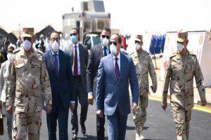 20 رسالة من الرئيس عبدالفتاح السيسي للمصريين.. تعرف عليها