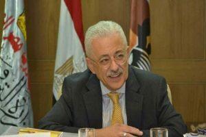 وزير التعليم يعلن موضوعات المشروعات البحثية وطريقة التسليم