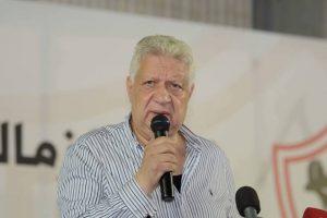 مرتضى منصور يؤكد اعتبار الدوري العام ملغياً في حالة مد فترة تعليق النشاط مجدداً