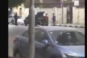 بالفيديو.. نقل جثمان متوفى ثاني بكورونا بسيارة نصف نقل ببورسعيد