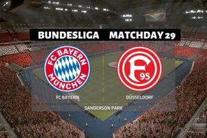 يلا شوت مشاهدة بث مباشر مباراة بايرن ميونخ وفورتونا دوسلدورف اليوم السبت 30-5-2020 في الدوري الألماني