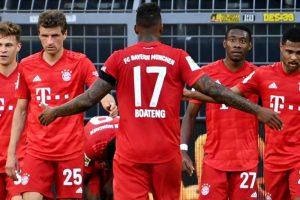 موعد مباراة بايرن ميونخ وفورتونا دوسلدورف اليوم السبت 30-5-2020 في الدوري الألماني
