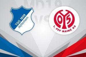 يلا شوت مشاهدة بث مباشر مباراة هوفنهايم وماينز اليوم السبت 30-5-2020 في الدوري الألماني