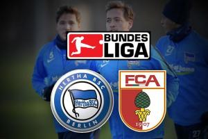 يلا شوت مشاهدة بث مباشر مباراة هيرتا برلين وأوجسبورج اليوم السبت 30-5-2020 في الدوري الألماني