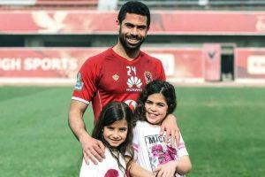 زوجة أحمد فتحي تأكد إصابتها وبناتهما الثلاثة بفيروس كورونا المستجد