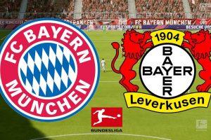 موعد مباراة بايرن ميونخ وباير ليفركوزن اليوم السبت 6-6-2020 في الدوري الألماني