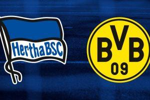 يلا شوت مشاهدة بث مباشر مباراة بوروسيا دورتموند وهيرتا برلين اليوم السبت 6-6-2020 في الدوري الألماني