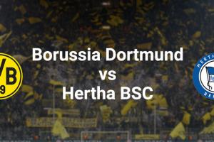 موعد مباراة بوروسيا دورتموند وهيرتا برلين اليوم السبت 6-6-2020 في الدوري الألماني
