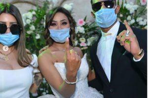 التفاصيل كاملة.. عن أزمة حفل زفاف شقيقة محمد رمضان والقبض على العريس