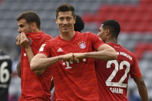 مواعيد مباريات الجولة 30 الثلاثين من الدوري الألماني 2019 / 2020