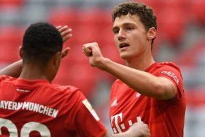ترتيب الدوري الألماني 2019 / 2020 بعد نهاية مباريات الجولة 29 التاسعة والعشرين