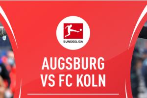 يلا شوت مشاهدة بث مباشر مباراة كولن وأوجسبورج اليوم الأحد 7-6-2020 في الدوري الألماني