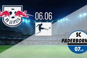 يلا شوت مشاهدة بث مباشر مباراة لايبزيج وبادربورن اليوم السبت 6-6-2020 في الدوري الألماني