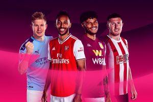 مواعيد مباريات الجولة 30 الثلاثين من الدوري الإنجليزي الممتاز 2019 / 2020