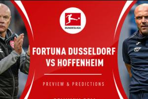 يلا شوت مشاهدة بث مباشر مباراة هوفنهايم وفورتونا دوسلدورف اليوم السبت 6-6-2020 في الدوري الألماني
