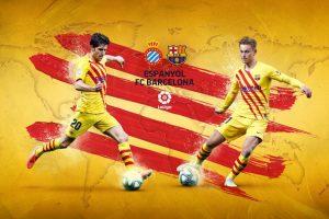 يلا شوت مشاهدة بث مباشر مباراة إسبانيول وبرشلونة اليوم الأربعاء 8-7-2020 في الدوري الإسباني