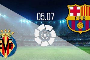 نتيجة وملخص أهداف مباراة برشلونة وفياريال اليوم 5-7-2020 يلا شوت الجديد في الدوري الإسباني