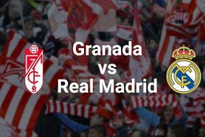 موعد مباراة ريال مدريد وغرناطة اليوم الإثنين 13-7-2020 في الدوري الإسباني