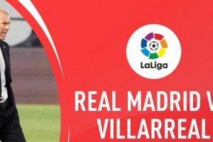 قناة مفتوحة تنقل مشاهدة مباراة ريال مدريد وفياريال بث مباشر مجانًا اليوم الخميس 16-7-2020 في الدوري الإسباني