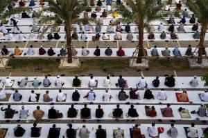 مواعيد صلاة عيد الأضحى 2020 في جميع محافظات مصر