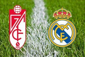 يلا شوت مشاهدة بث مباشر مباراة غرناطة وريال مدريد اليوم الإثنين 13-7-2020 في الدوري الإسباني
