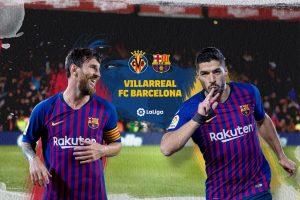 يلا شوت مشاهدة مباراة فياريال وبرشلونة بث مباشر اليوم 5-7-2020 في الدوري الإسباني