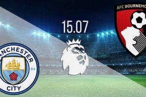 يلا شوت مشاهدة بث مباشر مباراة مانشستر سيتي وبورنموث اليوم الأربعاء 15-7-2020 في الدوري الإنجليزي الممتاز