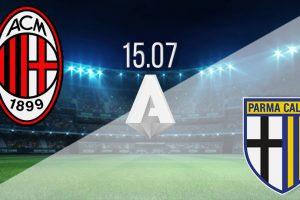 يلا شوت مشاهدة بث مباشر مباراة ميلان وبارما اليوم الأربعاء 15-7-2020 في الدوري الإيطالي