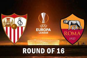 يلا شوت مشاهدة بث مباشر مباراة إشبيلية وروما اليوم الخميس 6-8-2020 في الدوري الأوروبي