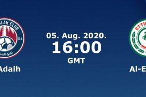 يلا شوت مشاهدة بث مباشر مباراة الاتفاق والعدالة اليوم الأربعاء 5-8-2020 في الدوري السعودي للمحترفين