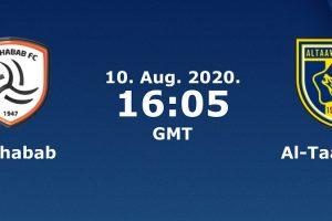 يلا شوت مشاهدة بث مباشر مباراة الشباب والتعاون اليوم الإثنين 10-8-2020 في الدوري السعودي للمحترفين
