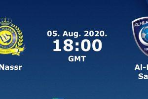 نتيجة وملخص أهداف مباراة النصر والهلال اليوم الأربعاء 5-8-2020 في الدوري السعودي للمحترفين