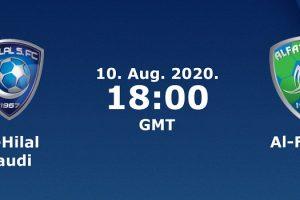 يلا شوت مشاهدة بث مباشر مباراة الهلال والفتح اليوم الإثنين 10-8-2020 في الدوري السعودي للمحترفين