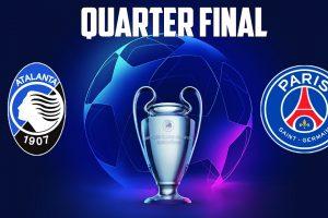 قناة مفتوحة تنقل مشاهدة مباراة باريس سان جيرمان وأتالانتا بث مباشر مجانًا اليوم الأربعاء 12-8-2020 في دوري أبطال أوروبا