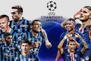 موعد مباراة باريس سان جيرمان وأتالانتا اليوم الأربعاء 12-8-2020 في دوري أبطال أوروبا