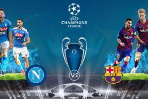 نتيجة وملخص أهداف مباراة برشلونة ونابولي اليوم  8-8-2020 يلا شوت الجديد في دوري أبطال أوروبا