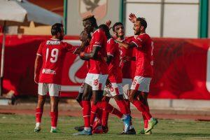 نتيجة وملخص أهداف مباراة الأهلي وإنبي اليوم 9-8-2020 يلا شوت الجديد في الدوري المصري الممتاز