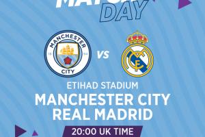 نتيجة وملخص أهداف مباراة ريال مدريد ومانشستر سيتى Manchester City vs Real Madrid يلا شوت الجديد في دوري الابطال 2020