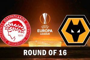 يلا شوت مشاهدة بث مباشر مباراة ولفرهامبتون وأولمبياكوس اليوم الخميس 6-8-2020 في الدوري الأوروبي