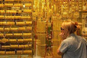 انخفاض شديد بأسعار الذهب في السوق المحلي اليوم السبت
