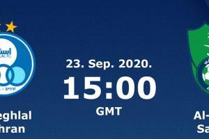 يلا شوت مشاهدة بث مباشر مباراة الأهلي واستقلال طهران اليوم الأربعاء 23-9-2020 في دوري أبطال آسيا