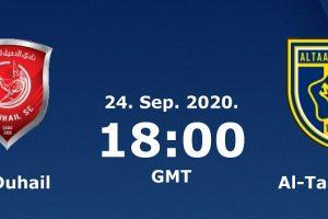 نتيجة وملخص أهداف مباراة التعاون والدحيل اليوم 24-9-2020 في دوري أبطال آسيا