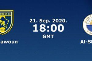 نتيجة وملخص أهداف مباراة التعاون والشارقة اليوم 21-9-2020 في دوري أبطال آسيا