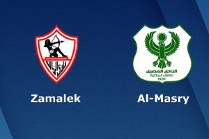 يلا شوت مشاهدة بث مباشر مباراة الزمالك والمصري اليوم الخميس 1-10-2020 في الدوري المصري الممتاز