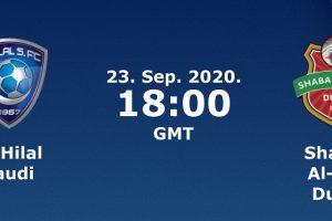 يلا شوت مشاهدة بث مباشر مباراة الهلال وشباب الأهلي اليوم الأربعاء 23-9-2020 في دوري أبطال آسيا